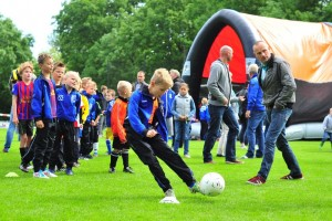 Voetbalclinic