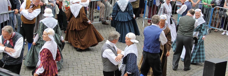 Internationaal Folkloristisch Dansen