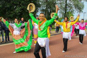 Internationale dansgroep Bolsward