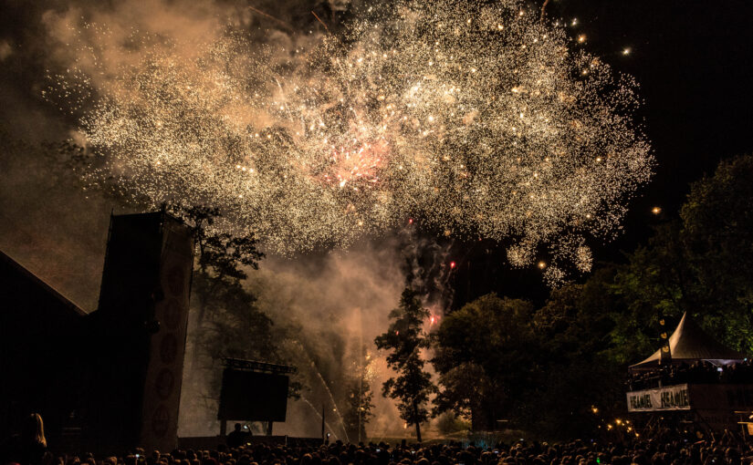 Vuurwerkshow 2017