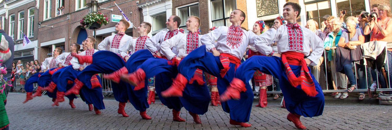 Internationale dansgroep