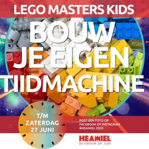 Lego Masters Kids Poster